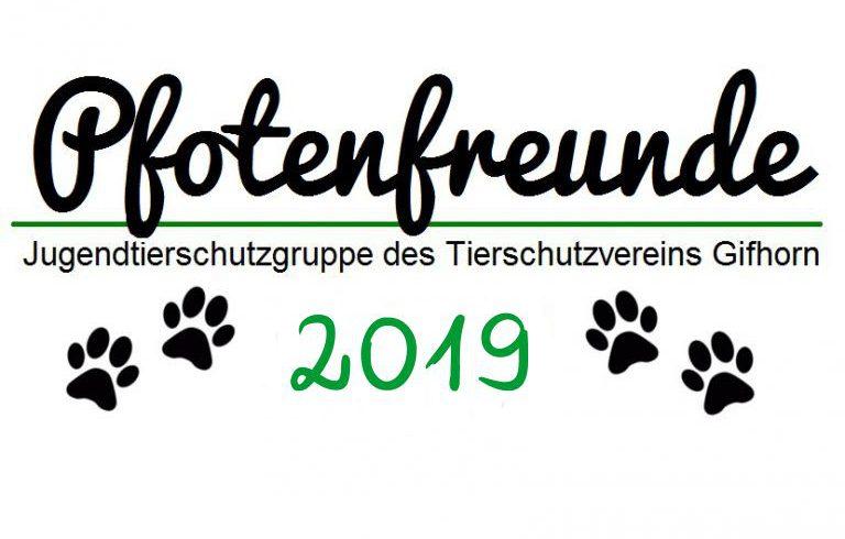 Pfotenfreunde 2019