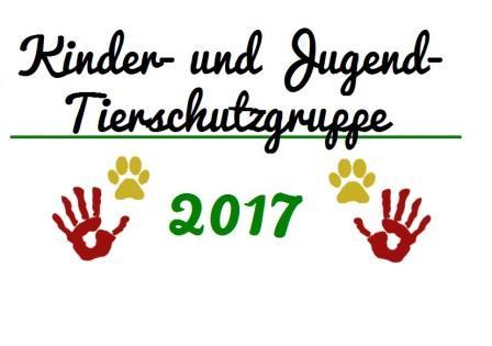 Kinder- und Tierschutzgruppe 2017