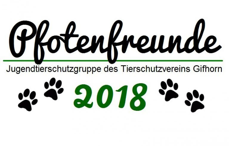 Pfotenfreunde 2018