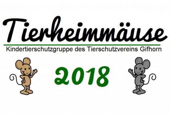 Tierheimmäuse 2018