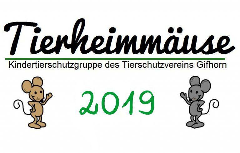 Tierheimmäuse 2019
