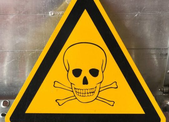 Giftköder in Grußendorf